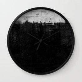 Old Glasgow Wall Clock