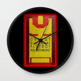 GBPP Wall Clock
