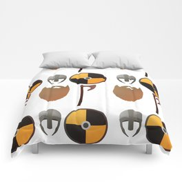 Viking Summer Pillage Set Comforters