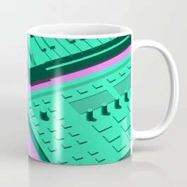 Low Poly Studio Objects 3D Illustration Coffee Mug