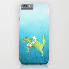 Swim Team iPhone 6s Slim Case