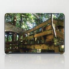 Tree house @ Aguadilla 4 iPad Case