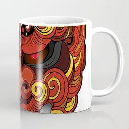 Dragon chino de la oscuridad Coffee Mug