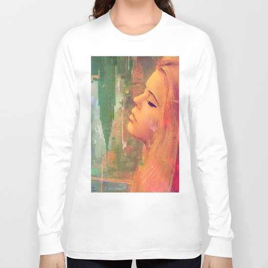 All the dreams are in us Long Sleeve T-shirt