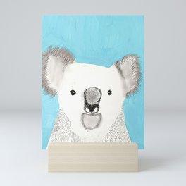 Russell The Koala Mini Art Print