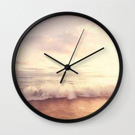 A million miracles begin Wall Clock
