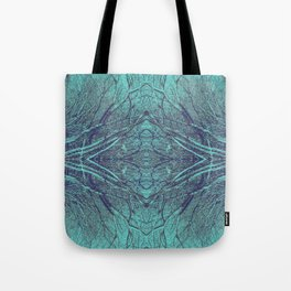 Breaking Through the Wall Tote Bag