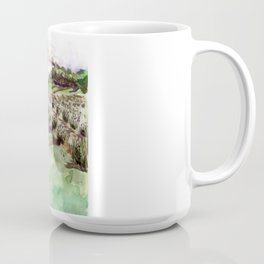 Purple up over the hills Coffee Mug