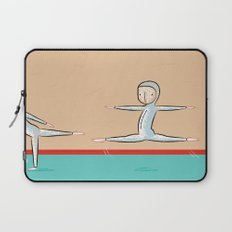 The Gymnast Laptop Sleeve