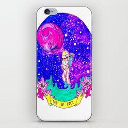 The Fool  iPhone Skin