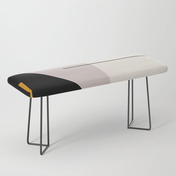 abstract minimal 28 Bench