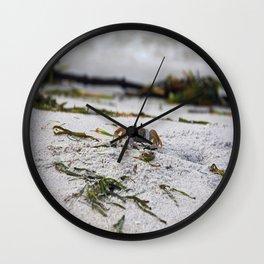 Scooter II Wall Clock