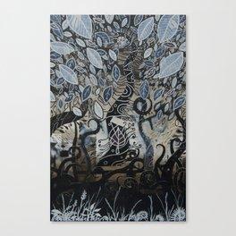 Seed 01 Canvas Print