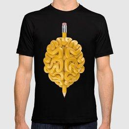 Pencil Brain T-shirt