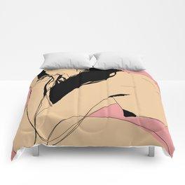 Sitting #2 Comforters