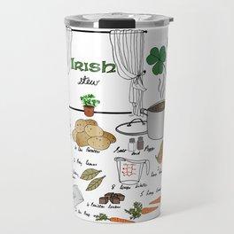 Irish Stew Travel Mug