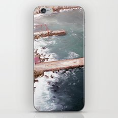 Cold Dark Sea iPhone & iPod Skin