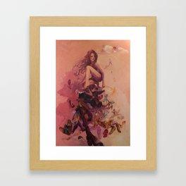 Big Dream Framed Art Print