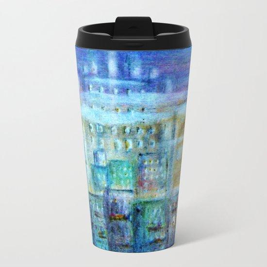 Italy by night Metal Travel Mug