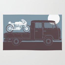 furgoncino Rug