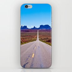 That Endless Road iPhone Skin