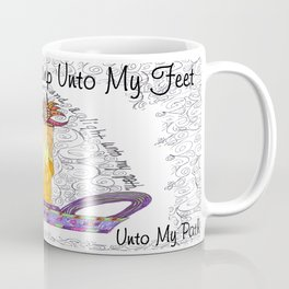 Thy Word Is A Light Coffee Mug