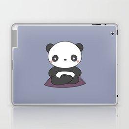 Kawaii Cute Yoga Panda Laptop & iPad Skin