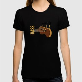 Bassguitar T-shirt