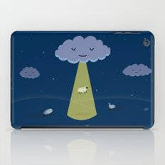 How Clouds Stay Fluffy iPad Case