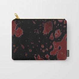 Blood Splatter Carry-All Pouch