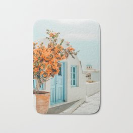 Greece Airbnb #photography #greece #travel Bath Mat