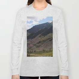 Altai Mountains Long Sleeve T-shirt