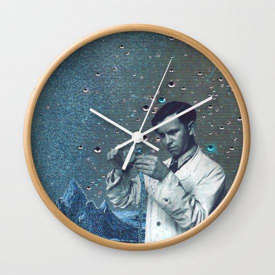 THE ALCHEMIST Wall Clock