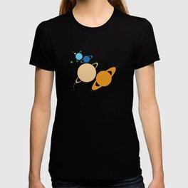 Solar System Unicorn T-shirt