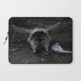 Cow Skull Laptop Sleeve