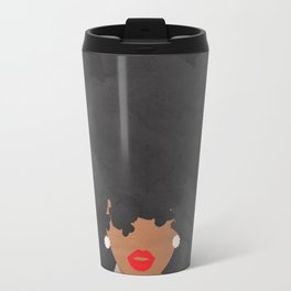 SITTING PRETTY IN RED Travel Mug
