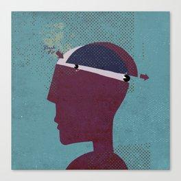 rollhead Canvas Print