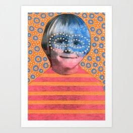 Kurt Series 006 Art Print