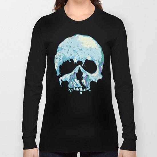 Silent Wave Long Sleeve T-shirt