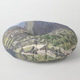 Machu Pichu Cuzco Peru Floor Pillow
