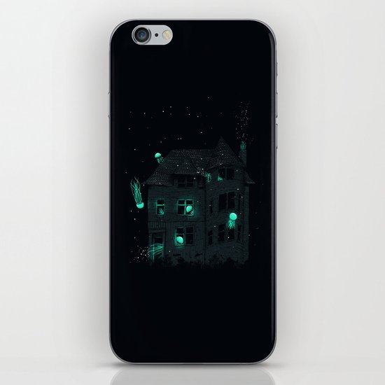 A New Home iPhone & iPod Skin
