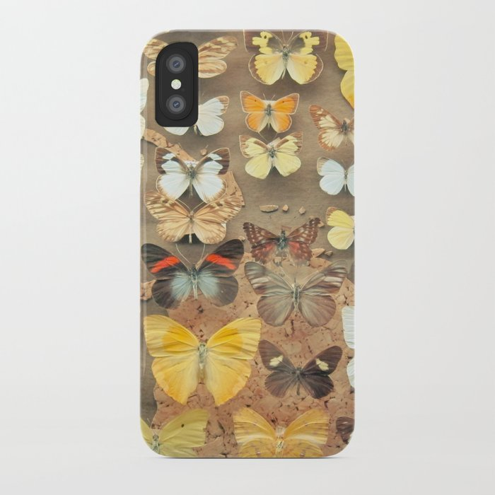 The Butterfly Collection I iPhone Case