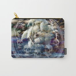 I Wish I Was A Pirate III Carry-All Pouch