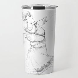 Goddess Travel Mug
