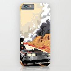 Back to the Future III (Three) Slim Case iPhone 6