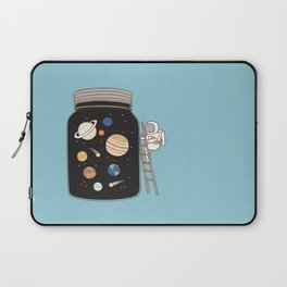 confined space Laptop Sleeve