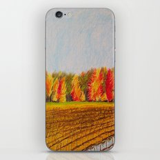 October Field iPhone & iPod Skin