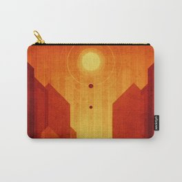 Mars - Valles Marineris Carry-All Pouch