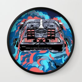 Back to the Future 2 (BTTF 2) Wall Clock