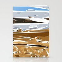 iceland Stationery Cards featuring iceland by Matthias Hennig